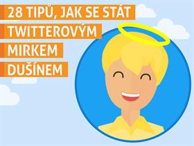 28 tipov, ako sa stať twitterovým Mirkom Dušínom